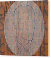 099.06 Troubadour Wood Print