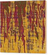 0280 Abstract Thought Wood Print