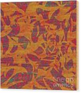 0450 Abstract Thought Wood Print