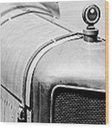 1919 Miller Tnt Grille Wood Print