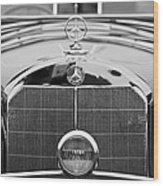 1936 Mercedes-benz 540k Mayfair Special Roadster Wood Print