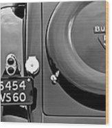 1937 Bugatti Type 57c Ventoux Wood Print