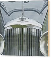 1938 Bentley Wood Print