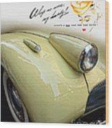 1940 Buick 41c Wood Print