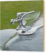 1940 Packard Wood Print