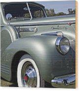 1941 Packard 160 Super Eight Wood Print