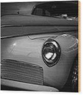 1941 Studebaker Commander Wood Print by David Patterson