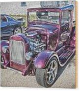 1949 Ford Pick Up Truck  Wood Print
