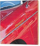 1955 Porsche 356 Speedster Wood Print