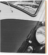1957 Bmw Isetta 300  Wood Print