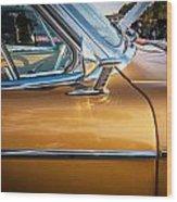1957 Studebaker Golden Hawk  Wood Print