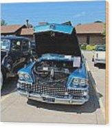 1958 Buick Wood Print