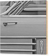 1958 Oldsmobile Wood Print