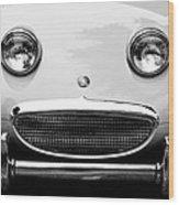 1960 Austin-healey Sprite Wood Print