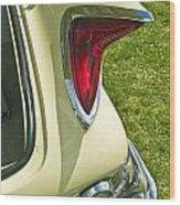 1960 Chrysler 300-f Muscle Car Wood Print