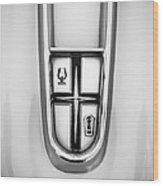 1960 Desoto Fireflite Two-door Hardtop Hood Ornament Wood Print