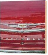1962 Chevy Impala 409 Wood Print