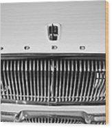 1962 Dodge Dart Grille Emblem Wood Print