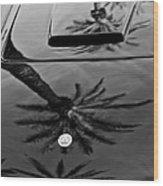 1963 Apollo Hood Wood Print