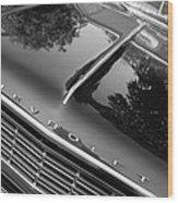 1964 Chevrolet El Camino Wood Print