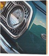 1965 Dodge Coronet Wood Print