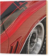 1970 Dodge Challenger R/t Wood Print