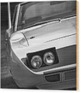 1970 Plymouth Road Runner Superbird Wood Print