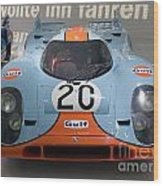 1970 Porsche 917 Kh Coupe Wood Print