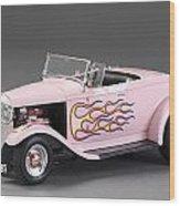 '32 Ford Hot Rod Wood Print