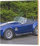 427 Cobra Wood Print