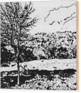 1-73 Manifestations Of Eternity Wood Print