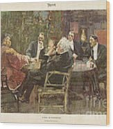 A Deal - In Washington  Wood Print