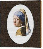 A Pearl Beyond Price Wood Print