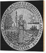 Academy Of Arts & Sciences Wood Print