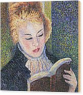 After Renoir Wood Print