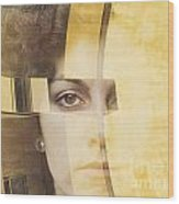 Aletheia Wood Print