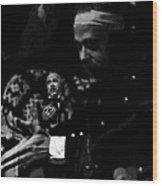 Allan Fudge Mourning Becomes Electra University Of Arizona Drama Collage Tucson Arizona 1970 Wood Print