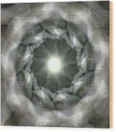 Ancient Light II Wood Print