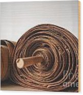 Ancient Torah Scrolls From Yemen  Wood Print