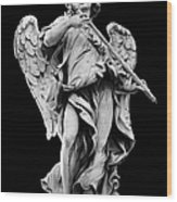 Angel With The Sponge  Wood Print by Fabrizio Troiani