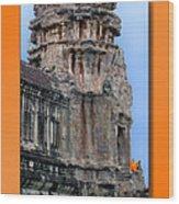 Angkor Wat Cambodia 2 Wood Print