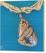 Aphrodite Mechanitis Necklace Wood Print