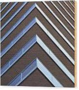 Architectural Details Wood Print