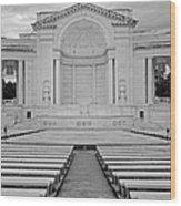 Arlington Amphitheater Wood Print