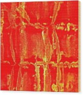 Art Homage Mark Rothko 1 Arizona City Arizona 2005 Wood Print