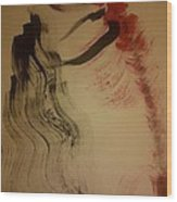 Art Therapy 19 Wood Print