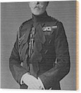 Arthur, Duke Of Connaught (1850-1942) Wood Print