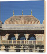 Asia, India Amber Palace Wood Print