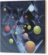 Astrologies 3 Wood Print