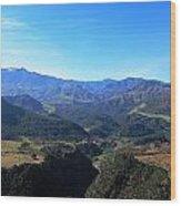 Atlas Mountains 15 Wood Print